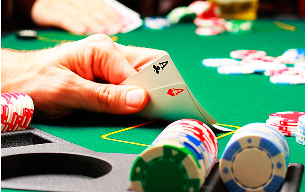 Singapore Poker: Betting by the Blinds