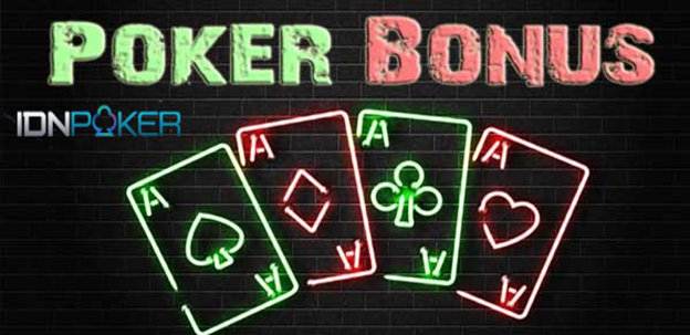 Different Types of Poker Bonuses