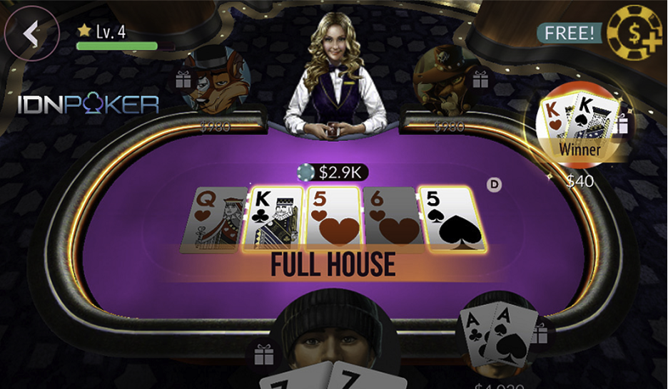 IDNPoker: How to Win at Poker Game